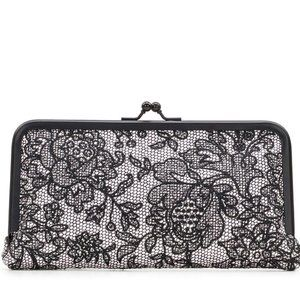 NWT Everly Wallet Chantilly Lace Wallet, USD tag